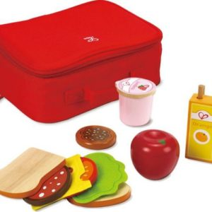 Hape lunch box set