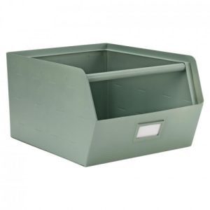 kids depot - metalen bak sea green
